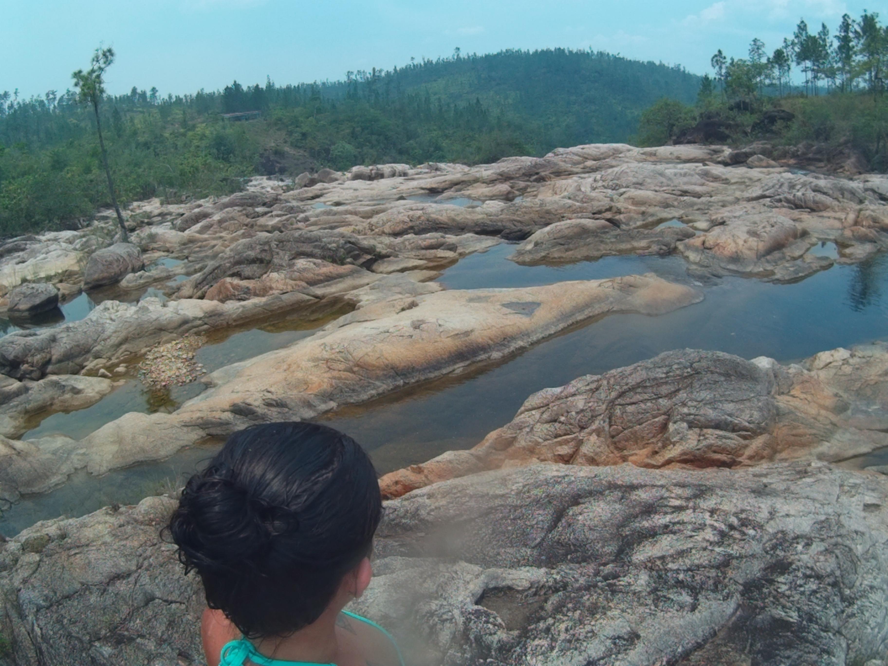 San Ignacio Rio Pools