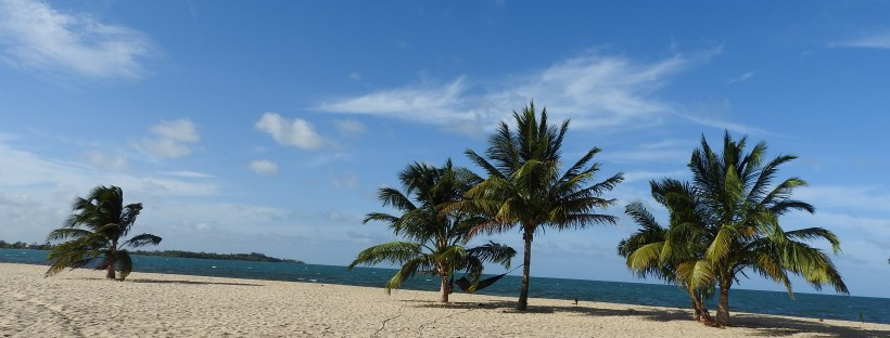 A beautiful day at the beach in Belize