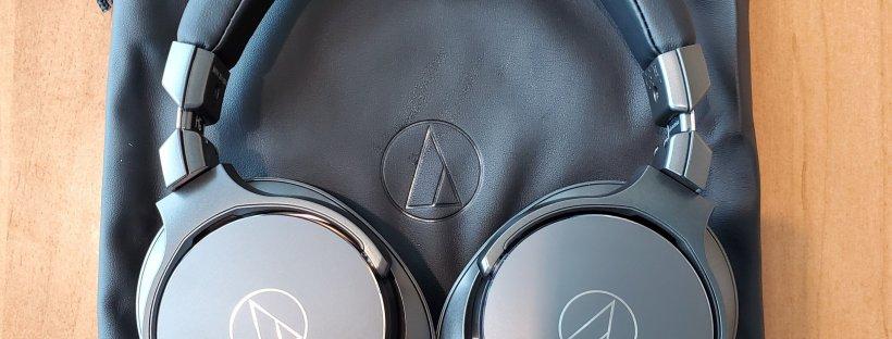 Audio-Technica ATH-DSR7BT Bluetooth headphones